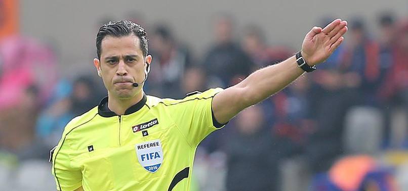 UEFA'DAN ALPER ULUSOY'A GÖREV