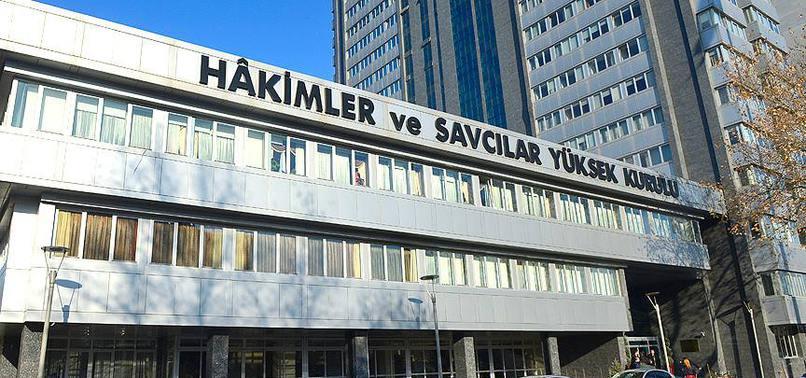 HSYK'DA GÖREV DEĞİŞİKLİĞİ