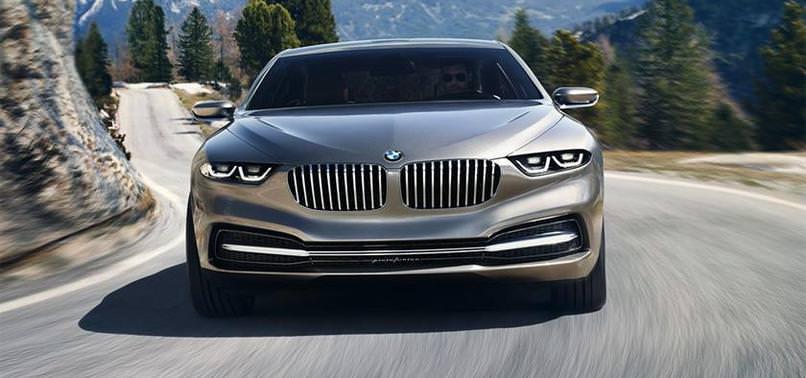 BMW'DEN ULTRA LÜKS 9 SERİSİ GELİYOR