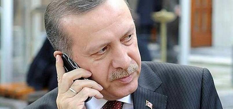 İSRAİL'DEN TAZİYE TELEFONU