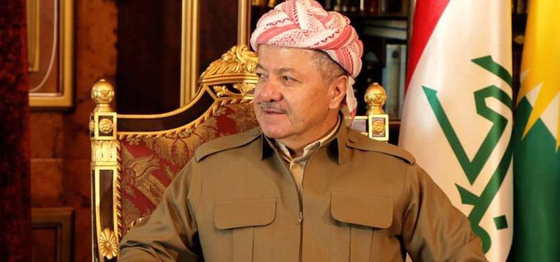 BARZANİ: PYD VE PKK TAM OLARAK AYNI ŞEYDİR