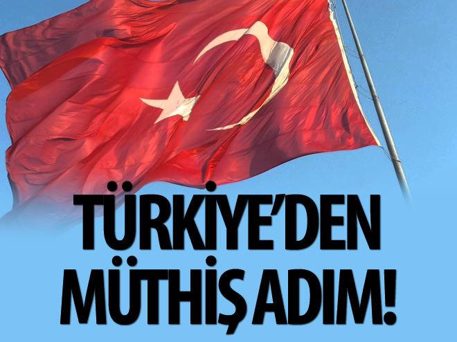 TÜRKİYE'DEN MÜTHİŞ ADIM! SİSATEM AÇILDI