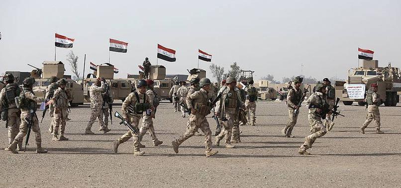 IRAK'TA MUSUL OPERASYONU