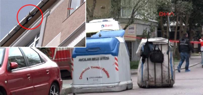 İSTANBUL-AVCILAR'DA PATLAMA MEYDANA GELDİ
