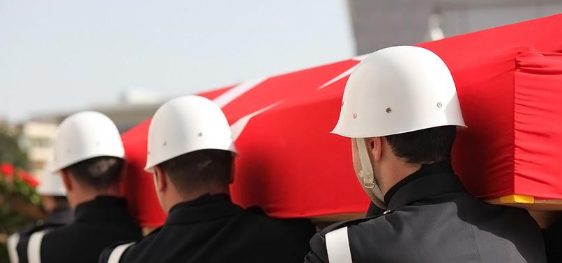 ŞIRNAK'TA 1 POLİS ŞEHİT OLDU