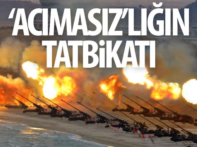 'ACIMASIZ'LIĞIN TATBİKATINI YAPTI!