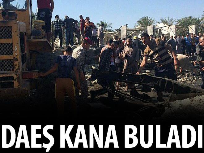 DAEŞ IRAK'I KANA BULADI!