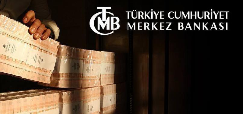 MERKEZ BANKASI'NDAN TÜM ZAMANLARIN REKORU GELDİ