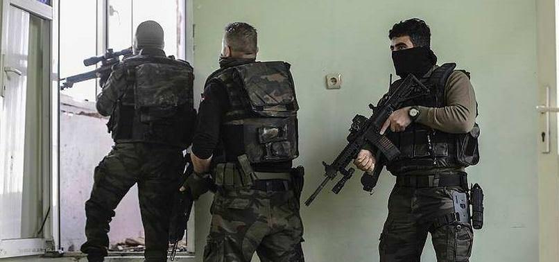 PKK'NIN PATLAYICI İMALATHANESİ İMHA EDİLDİ