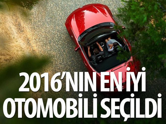 İŞTE 2016 YILININ EN İYİ OTOMOBİLİ