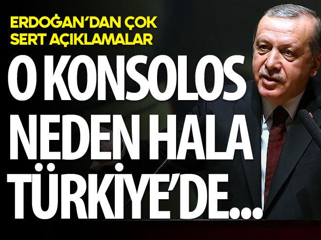 O KONSOLOS NEDEN HÂLÂ TÜRKİYE'DE