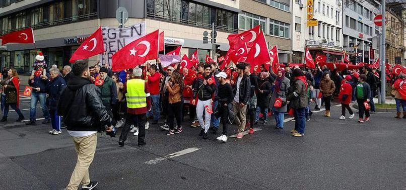 ALMAN POLİSİ PKK YANDAŞLARINI SERBEST BIRAKTI!
