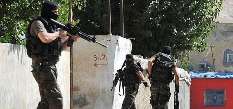VAN'DA PKK'YA DARBE!