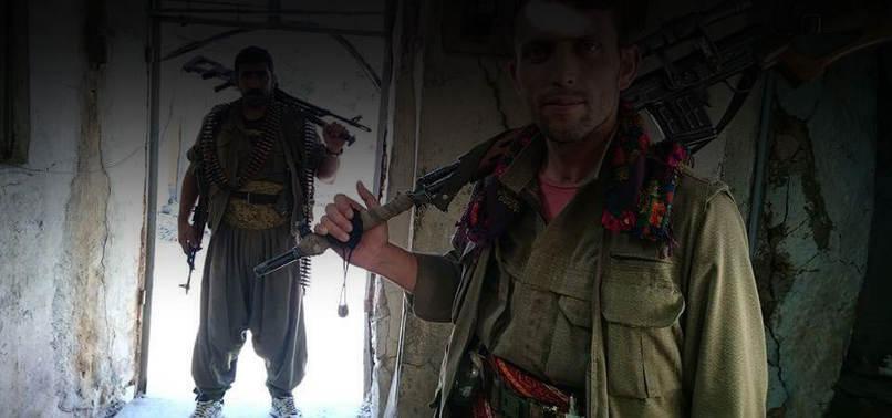 PKK'NIN KESKİN NİŞANCILARI ÖLDÜRÜLDÜ