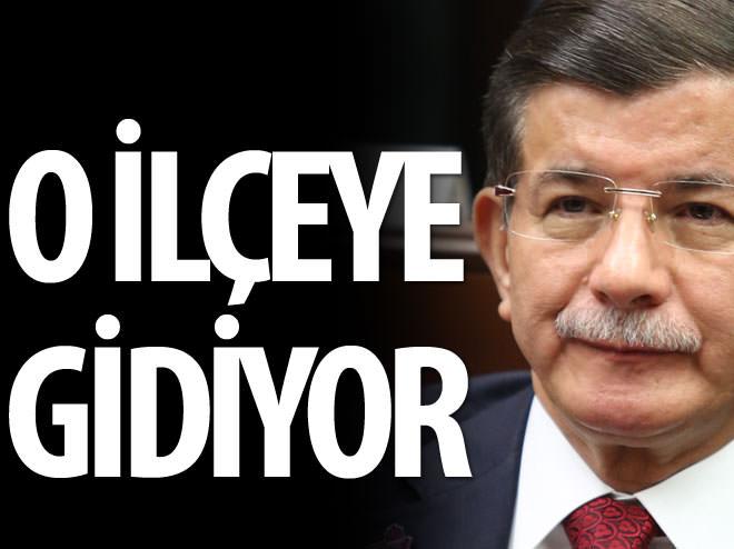 BAŞBAKAN SUR'A GİDİYOR!