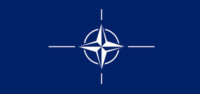 NATO SAVAŞ UÇAĞI DÜŞTÜ