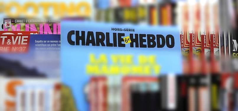 CHARLİE HEBDO'NUN YAYIMLADIĞI KARİKATÜRE BÜYÜK TEPKİ