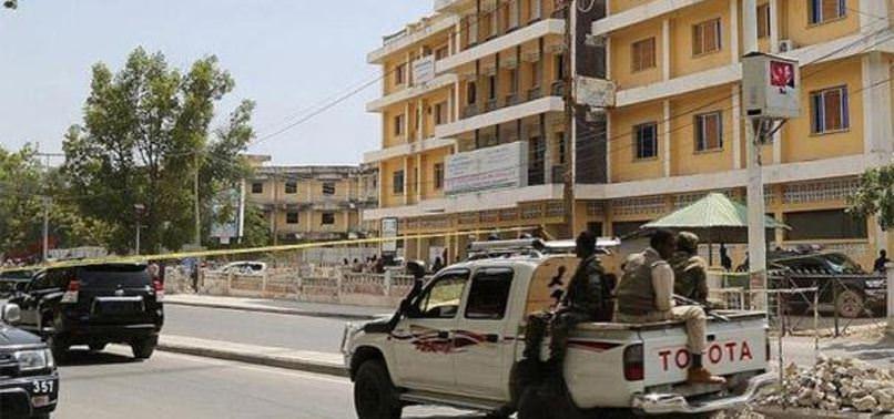 SOMALİ'DE 4 TÜRK ÖĞRENCİ YARALANDI