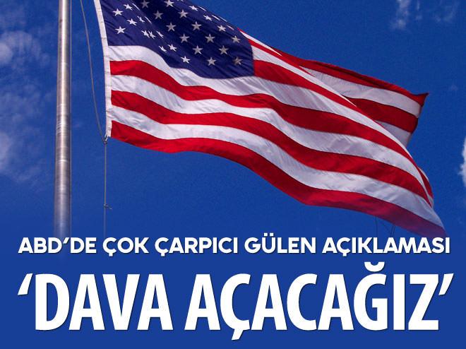 ABD'DE ÇOK ÇARPICI GÜLEN AÇIKLAMASI!