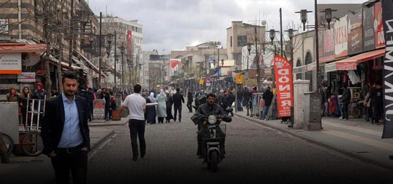 HDP'NİN SUR KAOSU