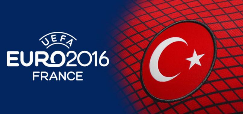 'EURO 2016'DA TÜRKİYE FORMASINI GİYEMEYECEK!'