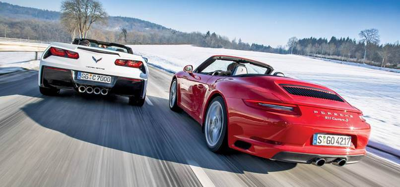 porsche c7 2014 chevrolet corvette stingray z51 vs 2014 porsche 911 carrera s but our prior exposure to the c7 suggests this may finally be a corvette that doesn't rely.