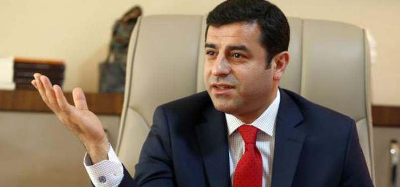 HDP'LİLER FİRARDA