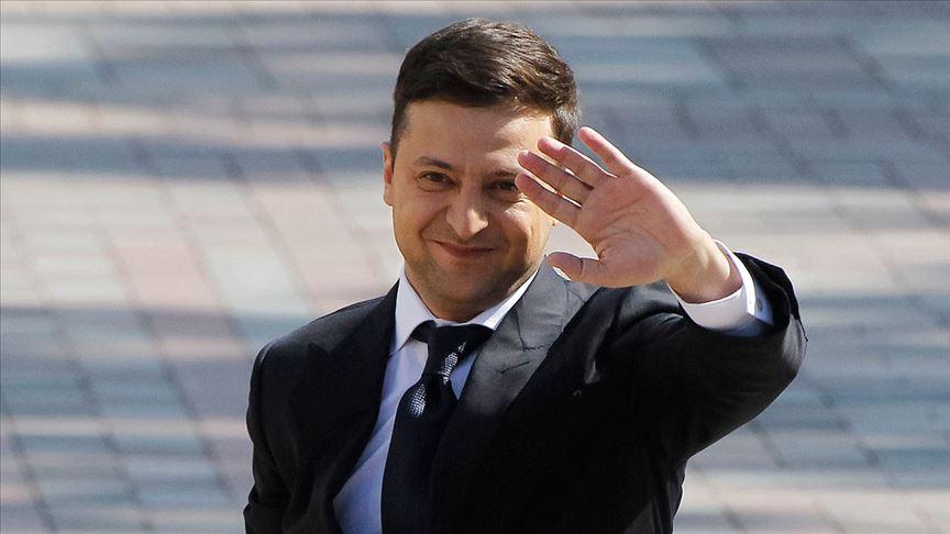 Ukrayna siyasetinde Vladimir Zelenskiy ile yeni dönem | Video