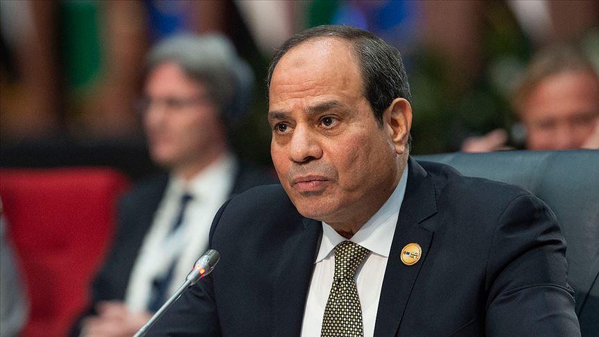 Mısır'da darbeci Sisi için yeni çağrı! İstifa etmezsse… | Video