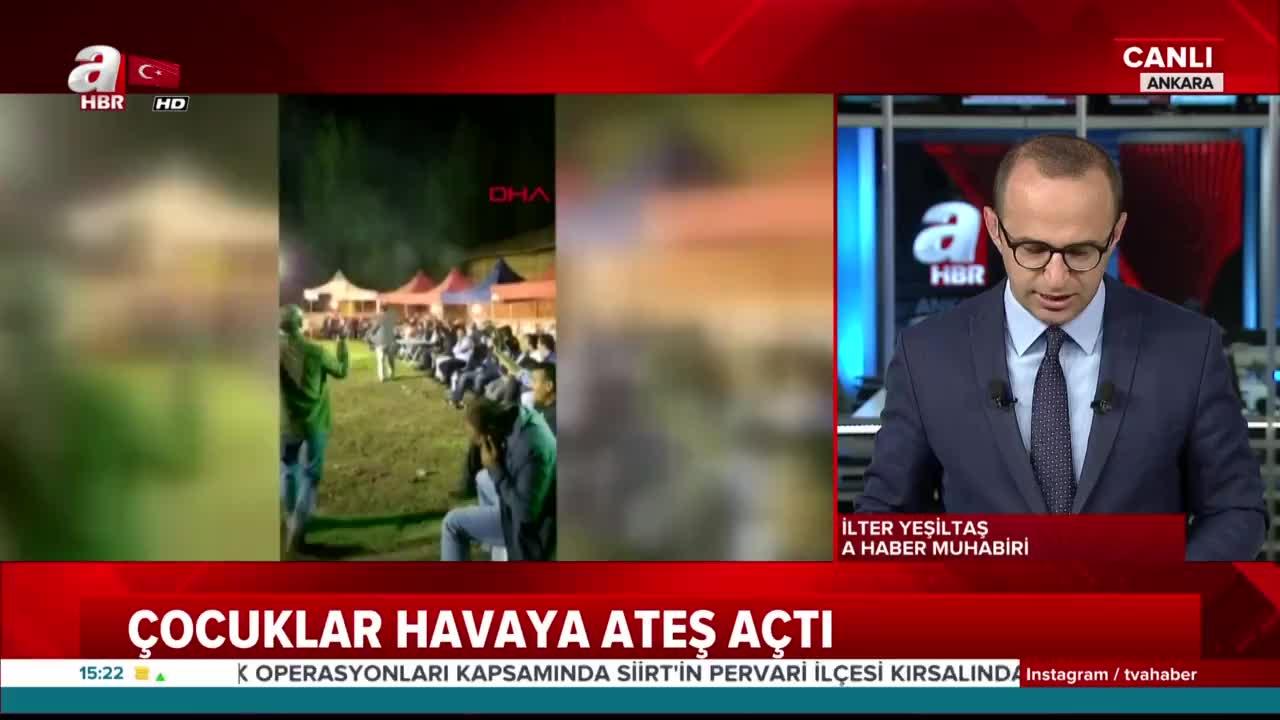 Son dakika: Ankara'daki düğün magandaları hakkında flaş gelişme |Video