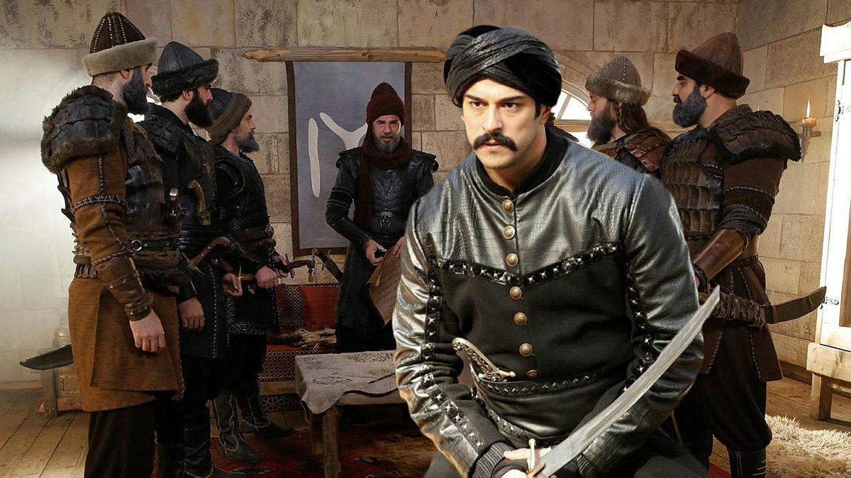 Diriliş Osman'ı canlandıracak olan Burak Özçivit'in partneri belli oldu | Peki Diriliş Osman'ın fragmanı…