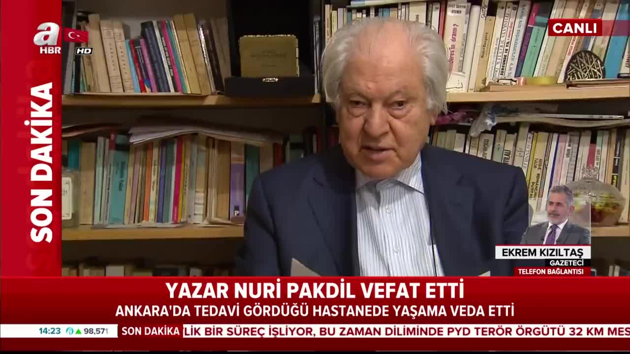 Yazar Nuri Pakdil kimdir? |Video