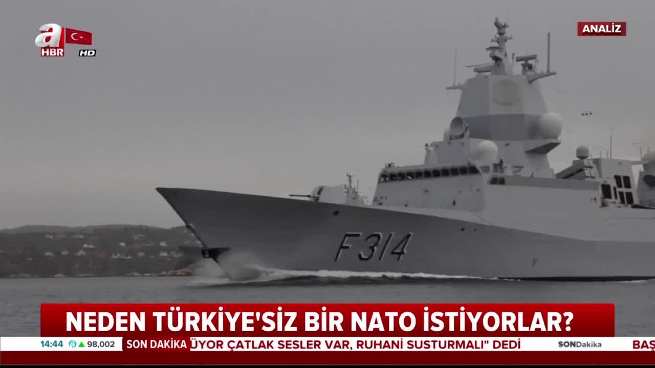 ANALİZ - Neden Türkiye'siz bir NATO istiyorlar? İşte yanıtı