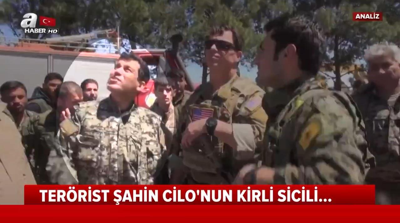 ANALİZ - PKK\YPG'nin elebaşı Şahin Cilo (Mazlum Kobani) kimdir? |Video