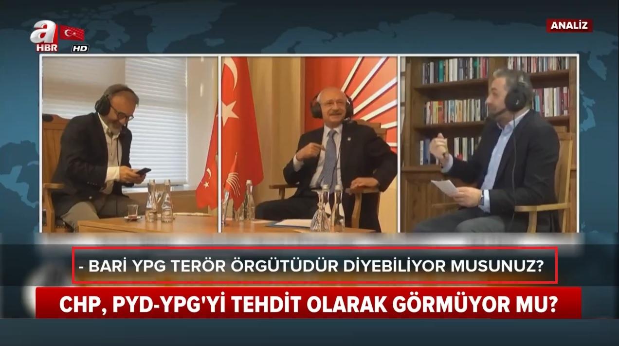 ANALİZ - CHP PYD/YPG'yi tehdit olarak görmüyor mu? |Video