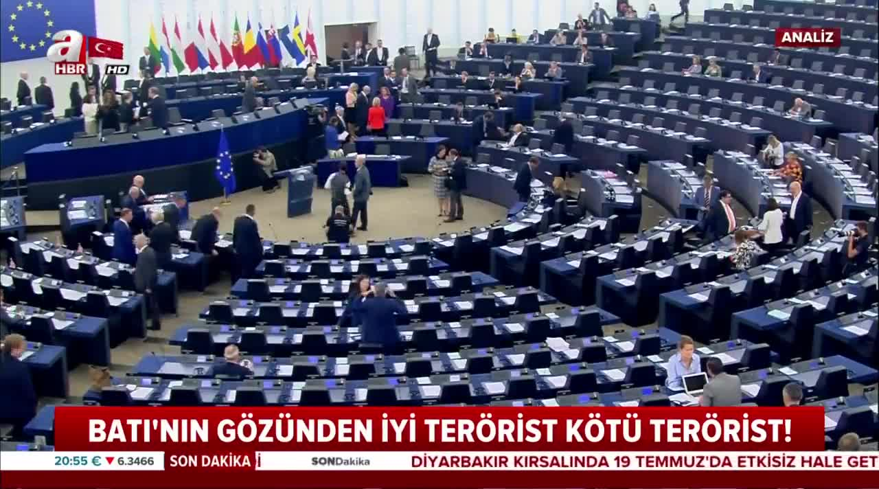 Batı'nın gözünden iyi terörist kötü terörist