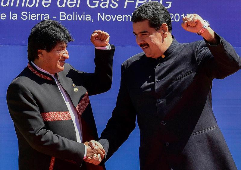 Bolivya'da Evo Morales'e yapılan darbenin arkasında kim var? Maduro'dan flaş sözler…