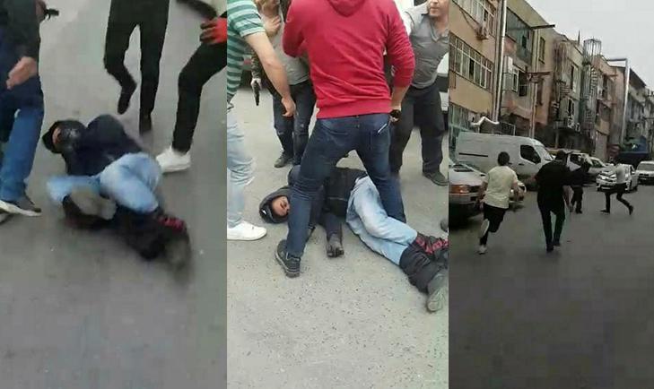 Son dakika: İstanbul Bayrampaşa'da banka soygunu! Soyguncusunun vatandaşlar tarafından yakalanma anları…