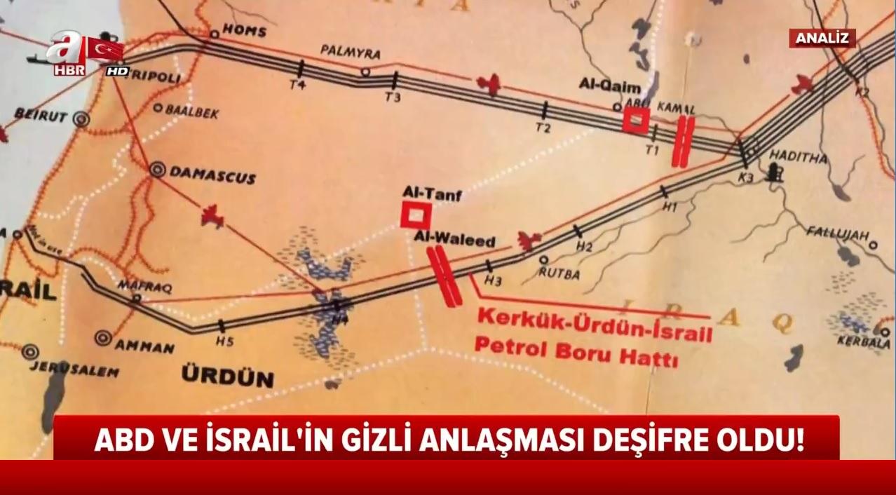 ANALİZ - ABD ve İsrail'in gizli anlaşması deşifre oldu |Video