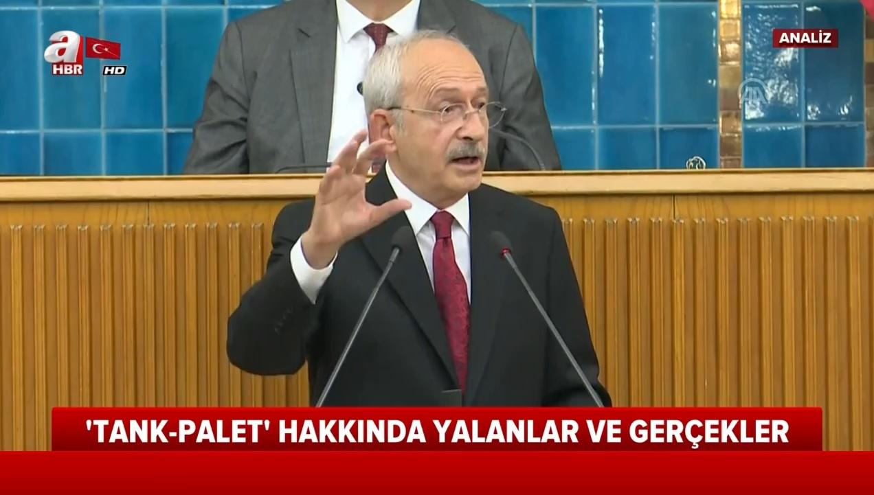 Kılıçdaroğlu yine yalana sığındı!