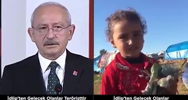 Kemal Kılıçdaroğlu'ndan skandal İdlib açıklaması! Bunlar mı terörist!