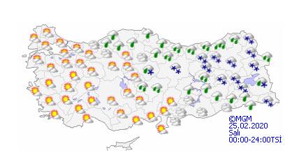 Son dakika: Meteoroloji'den İstanbul için 'sarı' uyarı!