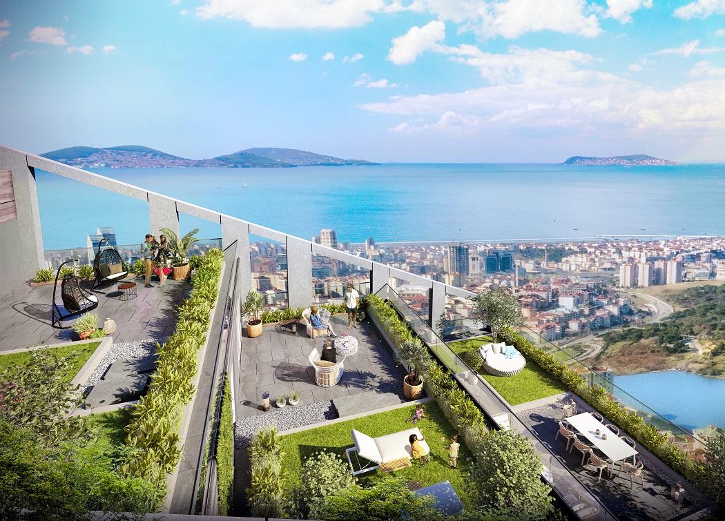 Sur Yapı Antalya Tatil Evleri ve Şehir Konakları ile öncü olmaya devam ediyor
