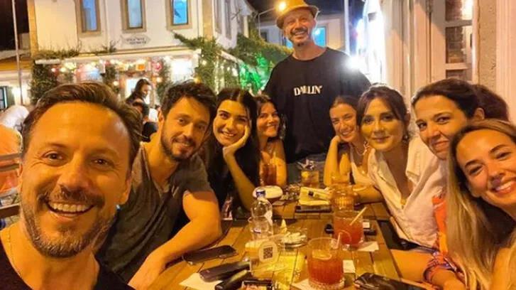 Murat Boz ile Tuba Büyüküstünden ilk fotoğraf geldi! Aşk iddiaları...
