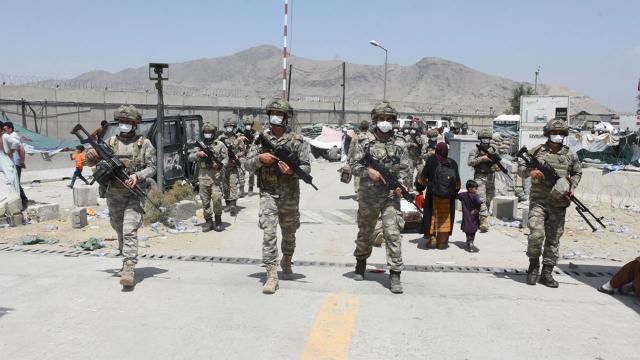 Milli Savunma Bakanlığından Afganistanda görev yapan Mehmetçikle ilgili açıklama