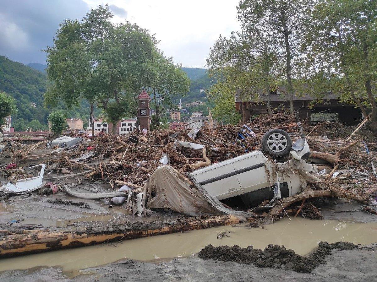 Son dakika: AFAD acı tabloyu duyurdu: Batı Karadenizde 82 vatandaş hayatını kaybetti