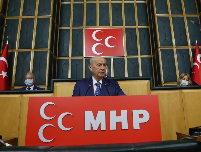 MHP lideri Bahçeliden Malazgirt Zaferi mesajı