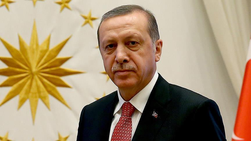 Başkan Erdoğanşehit Uzman Çavuş İsmail Şebelekin ailesine başsağlığı diledi