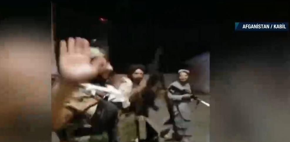 ABDnin çekildiği Kabil Havalimanından ilk görüntüler   Taliban kontrolü ele aldı