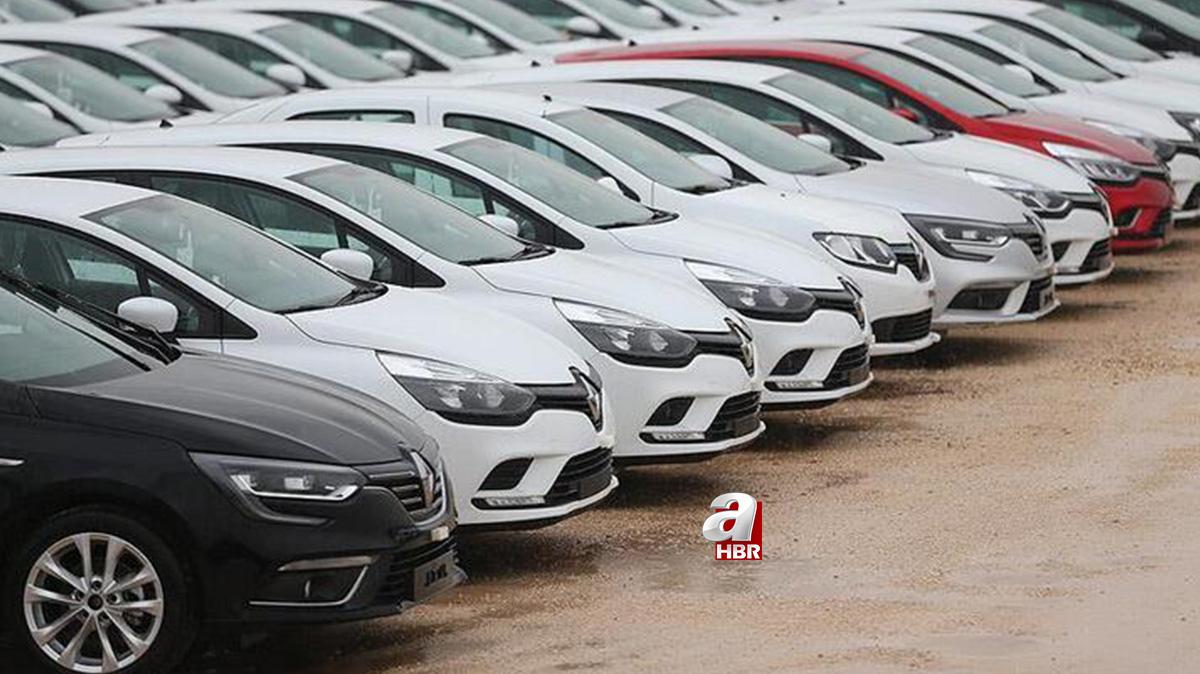 Sıfır araba fiyatları ters takla attı! 50.000 TLye varan indirimler dudak uçuklattı! Hyundai, Renault, Honda, Toyota...